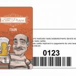 Cartão personalizado pdv