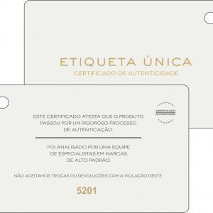 Cartão magnético personalizado